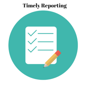 reporting - online email panel